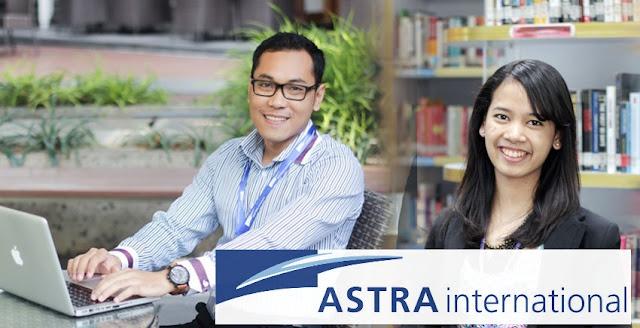 Lowongan Kerja PT Astra International Tbk MT ASTRA GRADUATE PROGRAM Juni 2017