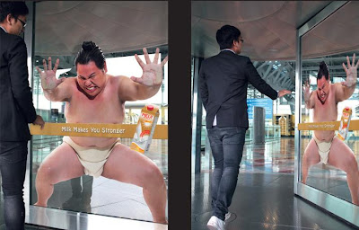 Clever and Creative Revolving Door Advertisements (20) 9