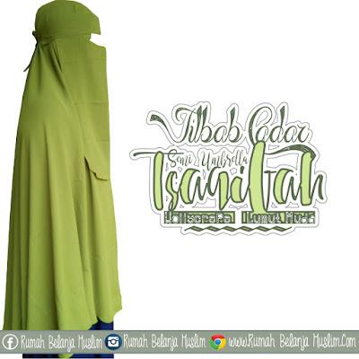 Model Jilbab Cadar