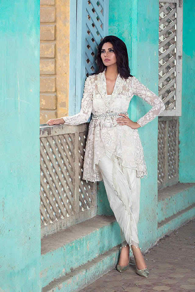 Nid aAzwer Luxury Pret Collection 2016
