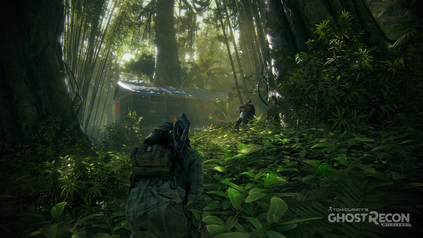 Tom Clancy's Ghost Recon | game wallpapers