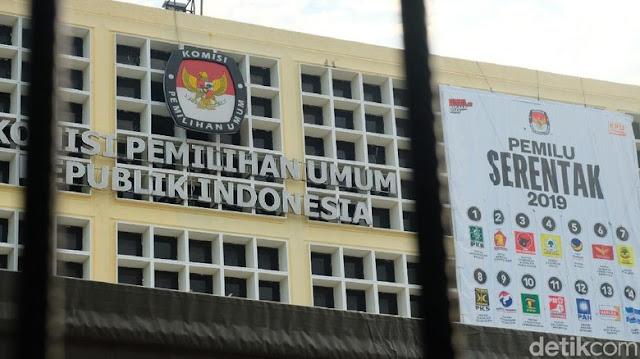 Situng KPU 67%: Jokowi-Amin Unggul 13 Juta Suara dari Prabowo-Sandi
