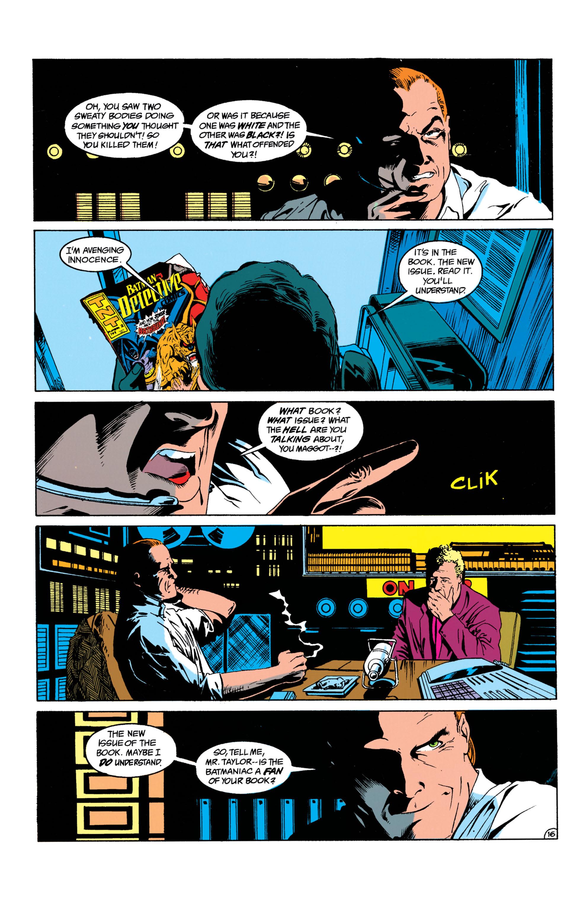 Detective Comics (1937) 623 Page 16