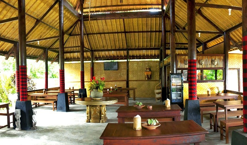 Restauran Bali paradise