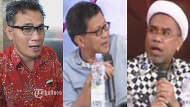Tanggapan Budiman Sudjatmiko soal Debat Ali Ngabalin dengan Rocky Gerung