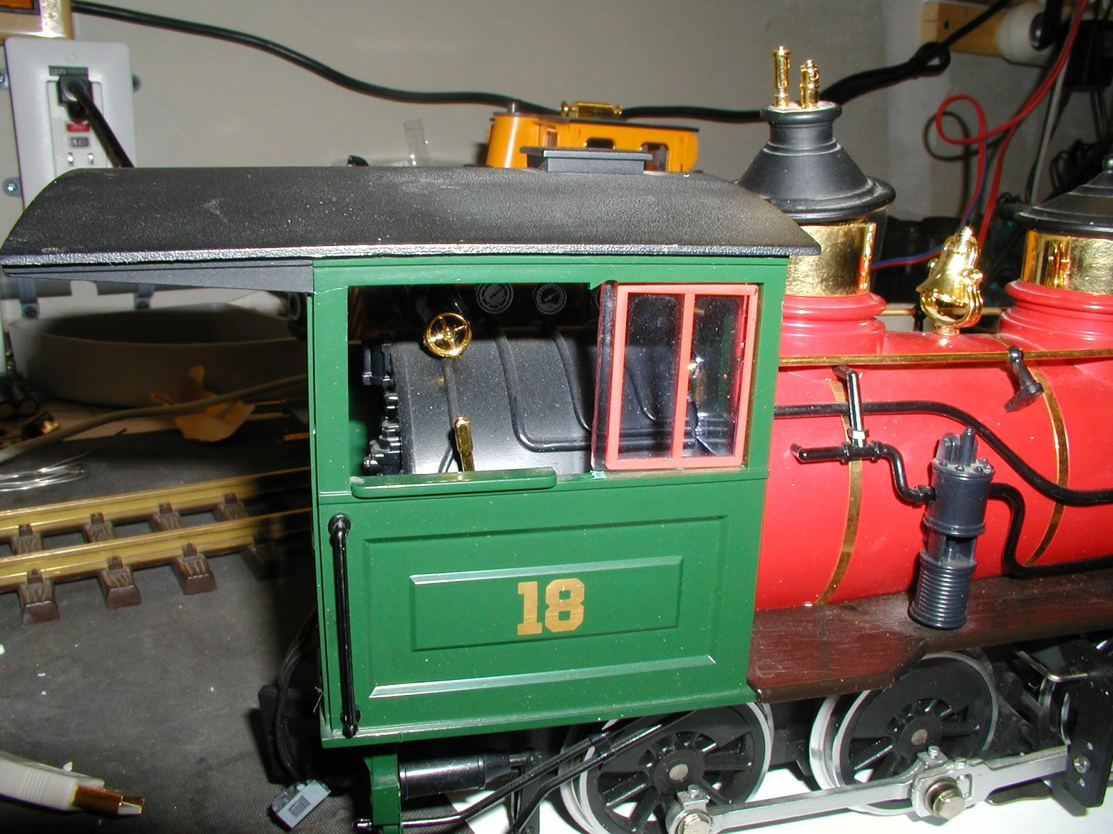 116 best images about Trains on Pinterest | Auto train ...  |Lgb Engine Cow