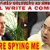 WATCH: Cayetano galit na galit sa pakiki alam ni US ambassador Goldberg sa Trip nya sa China
