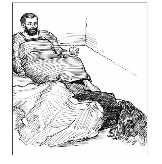 Through My Eyes: Why did Ruth lay at Boaz' feet? (Bible