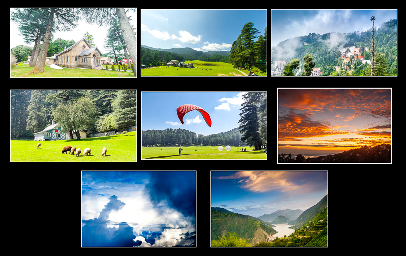 12 Photographs to tempt you to plan a trip to Dalhousie & Khajjiar, Himachal Pradesh