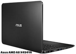 harga laptop asus amd a8 x454ya