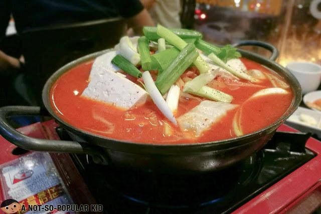 Budae Jjigae Korean Grilling BBQ