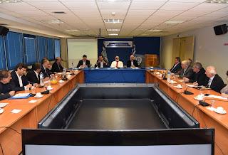 Διαβούλευση με φορείς της τοπικής αυτοδιοίκησης για το Mεταφορικό Iσοδύναμο- Δεν συμμετείχε ο Δήμαρχος Λέσβου