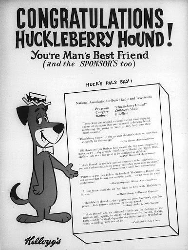 Hanna-Barbera Birthday Did-You-Knows