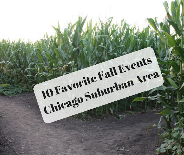 10 Favorite Fall Experiences in the Chicago Suburbs