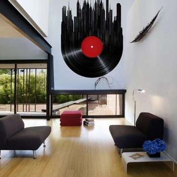 instrumentos musicais na decoração: idéias para usar ... veja mais em buscas populares