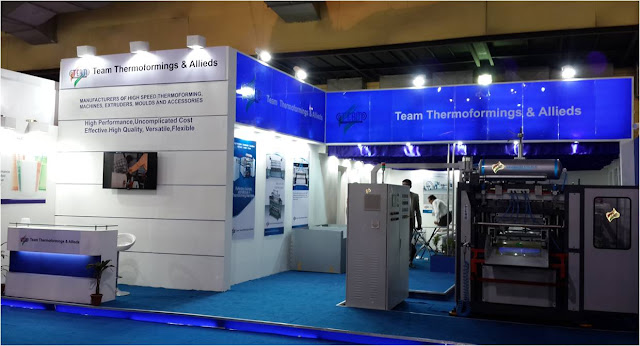 Exhibition Stall Material : Stall designer india material handling logistics show ~ exhibition