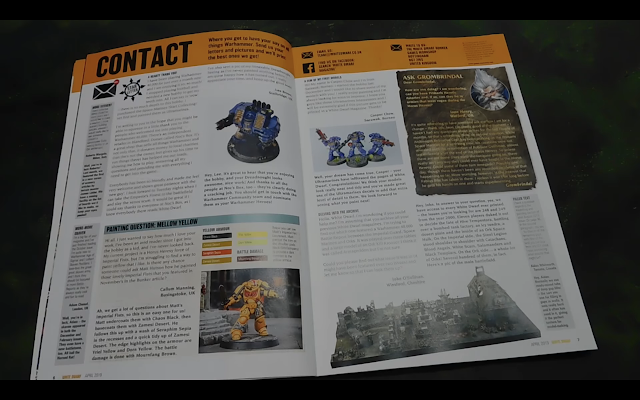 White Dwarf abril 2019