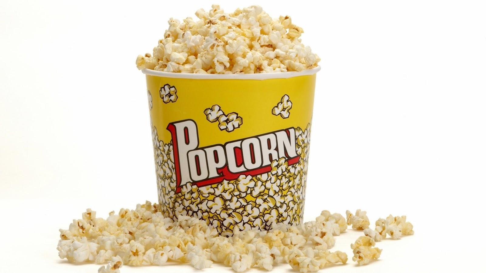 Popcorn! Der Kinosnack schlechthin