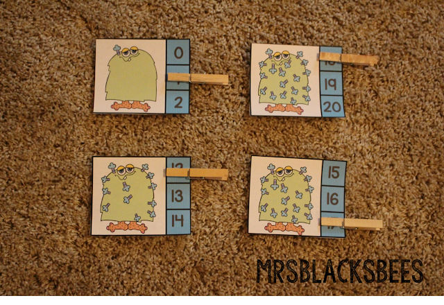 https://www.teacherspayteachers.com/Product/Turkey-Clip-Cards-2823646