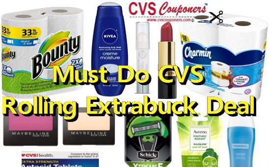 Extrabucks CVS Deal