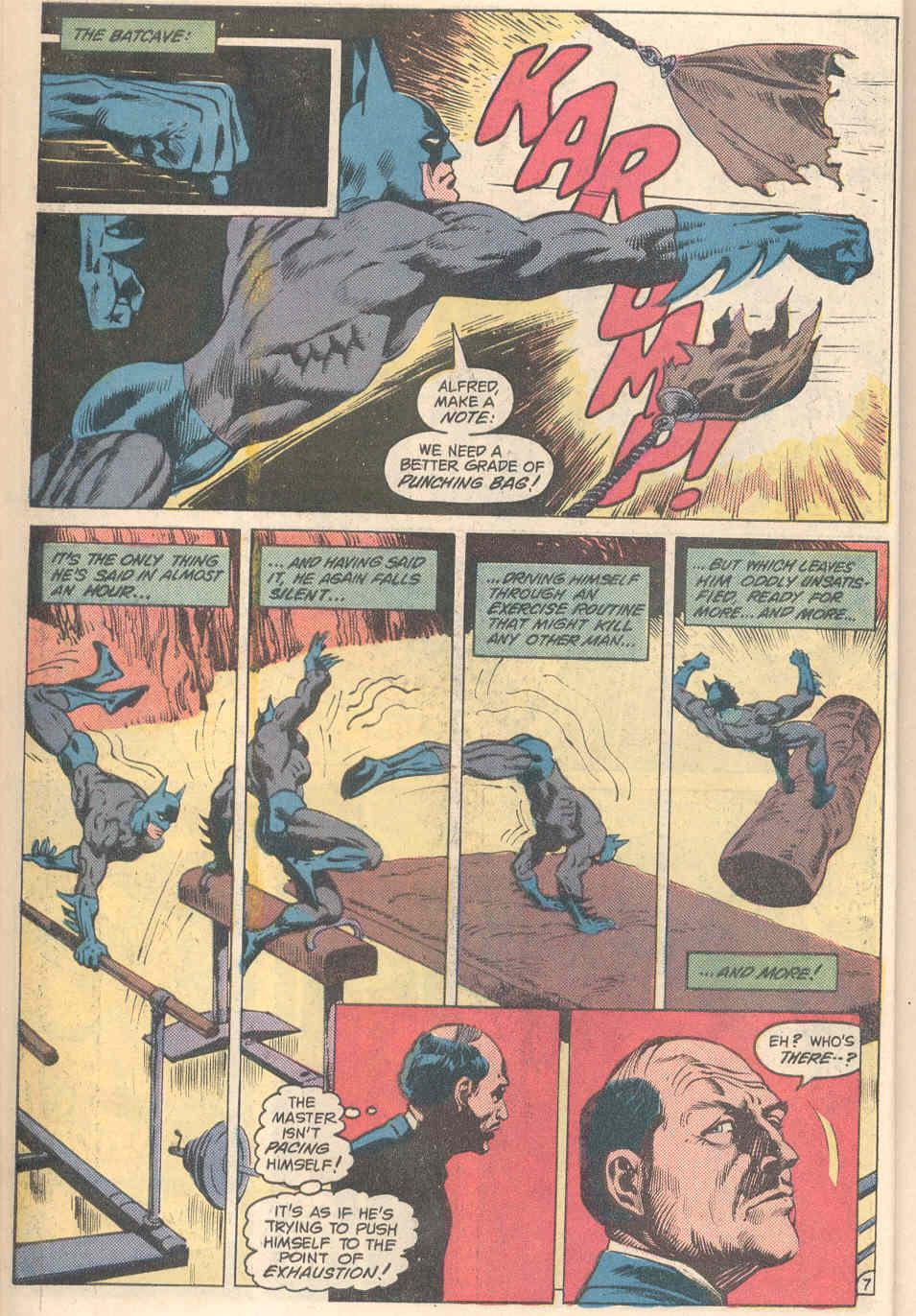 Detective Comics (1937) 526 Page 7
