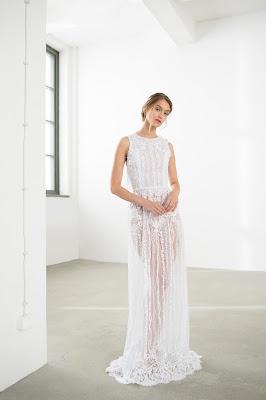 koronkowa suknia ślubna 2018