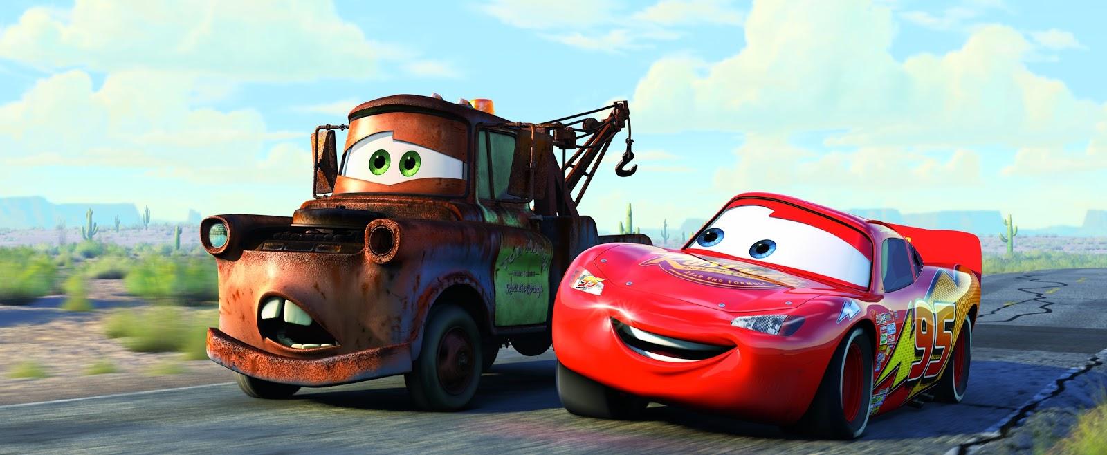 disney channel emite el 26 de mayo la película cars dcgroup news