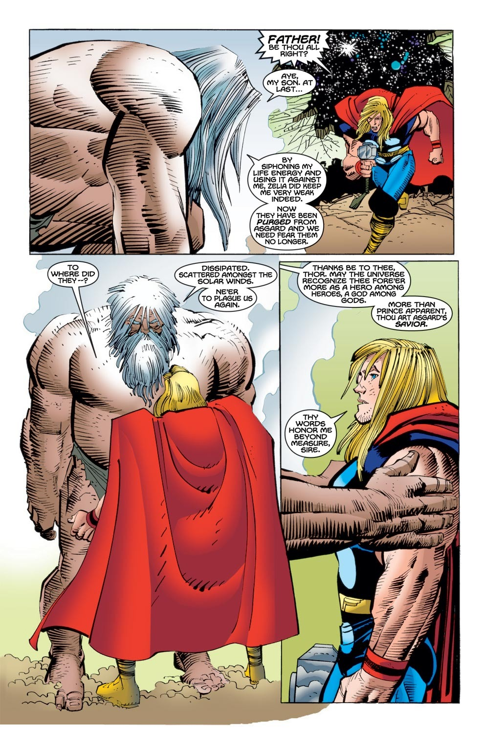 Thor (1998) Issue #12 #13 - English 35