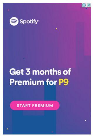 Popular Manila: Globe Spotify Premium 3 Months for P9 00