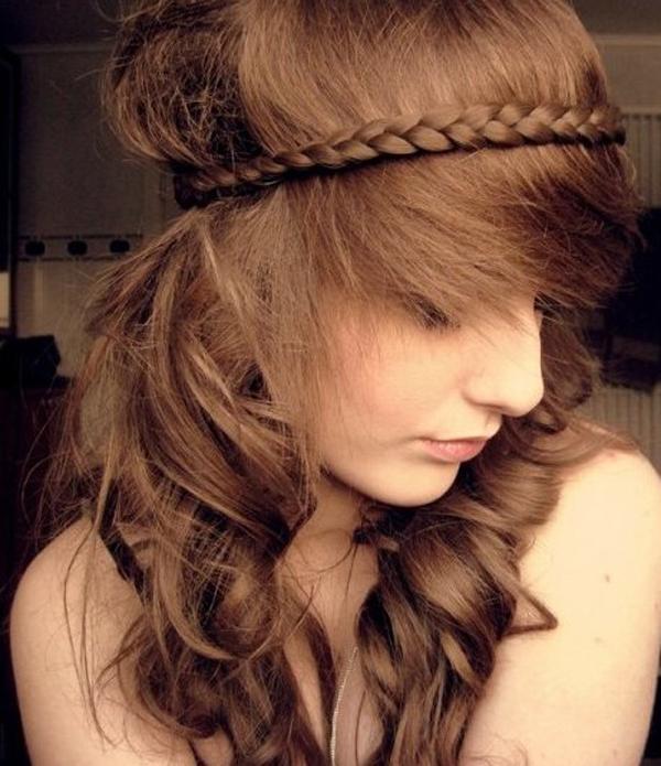 Pleasing Cute Braided Hairstyles For Long Hair Trends Hairstyle Short Hairstyles For Black Women Fulllsitofus