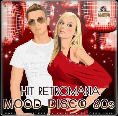 Hit Retromania Mood Disco 80s 2018 Mp3 320 Kbps