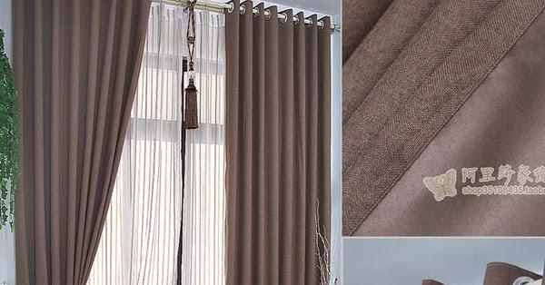 Tips para elegir las cortinas hogar 10 for Lo ultimo en cortinas para dormitorios