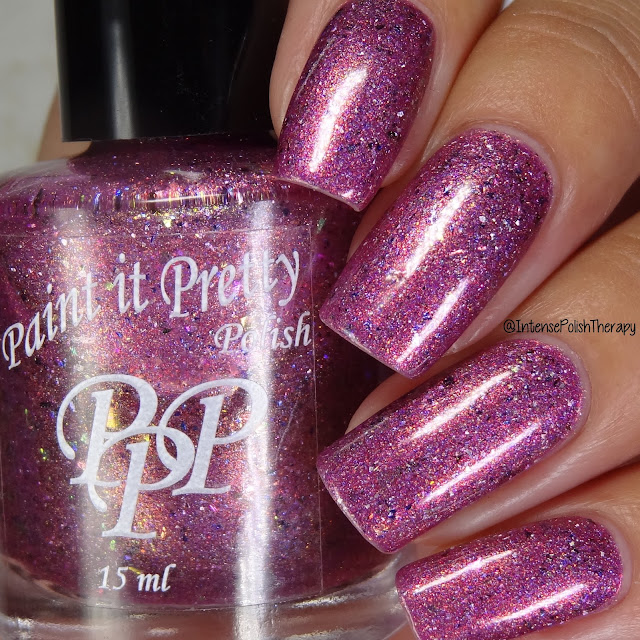 Paint It Pretty Polish Cheshire Cat