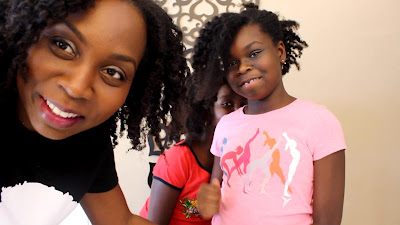 Teaching Your Child About Detangling Natural Hair