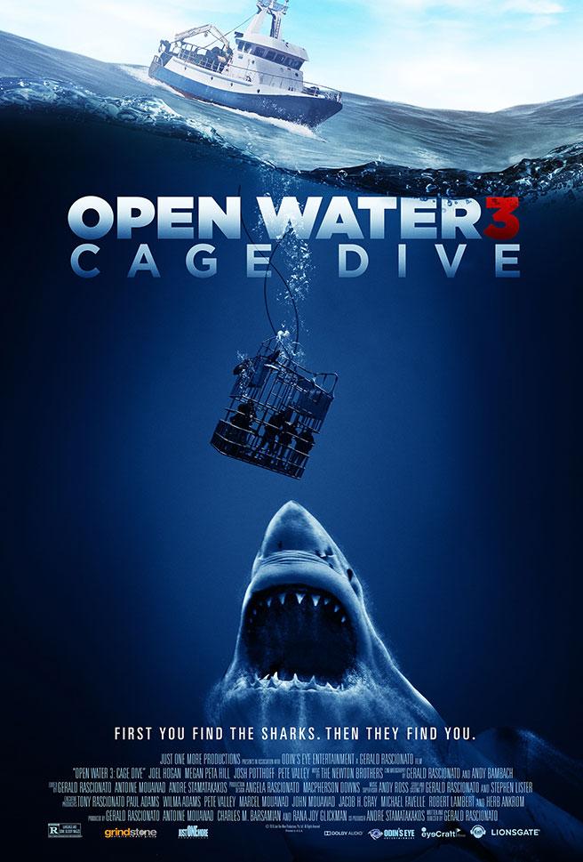Open Water 3: Cage Dive Legendado