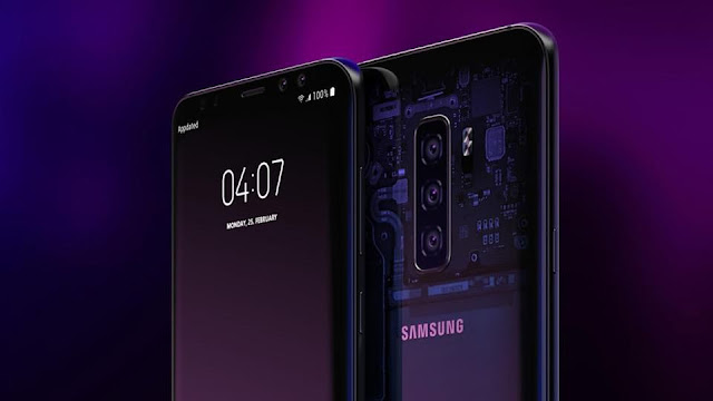 Samsung Galaxy Note 9 | Smartphone Gtofreel - gorontalo freelancer
