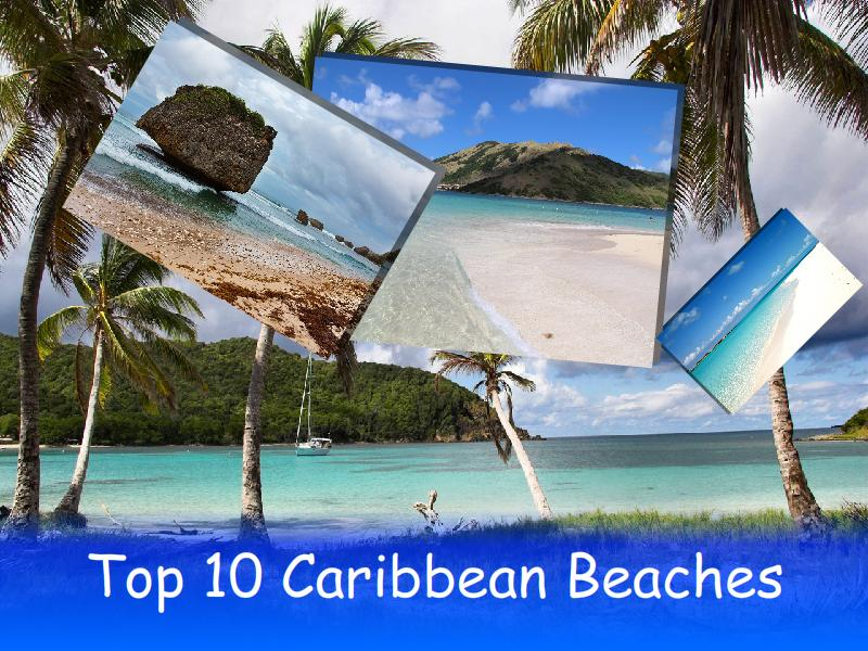 top 10 caribbean beaches all five oceans