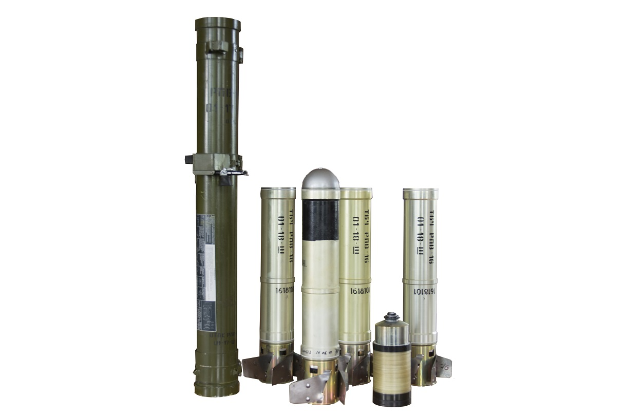 Збройні Сили України отримали сотні нових вогнеметів