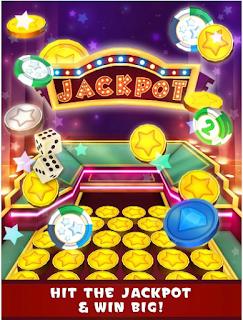 Download Game Coin Dozer: Casino v1.4 Mod Apk Terbaru