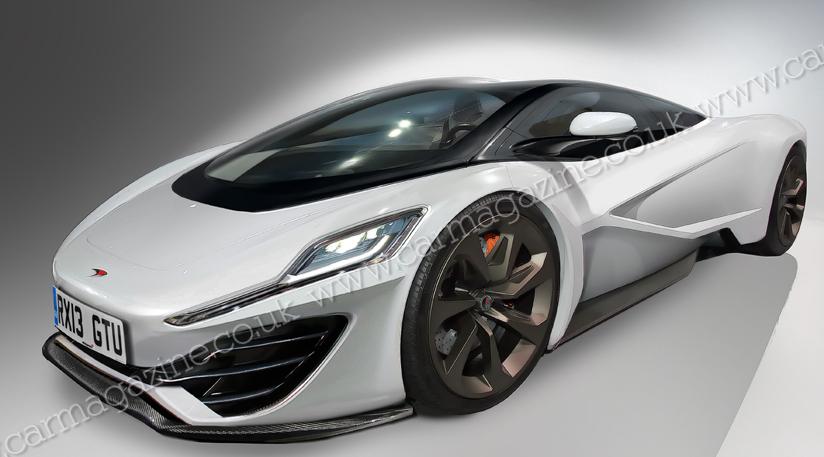Mclaren S F1 Successor To Be 800 Hp Hybrid