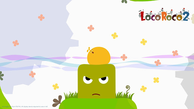 LocoRoco 2 Remastered: PS4 Review