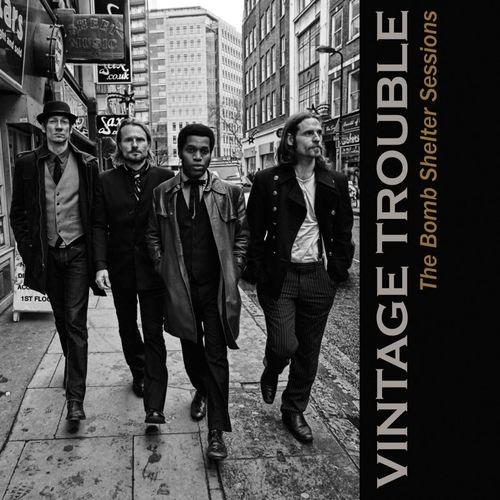 """Blues Hand Me Down"" Vintage Trouble CLIP"