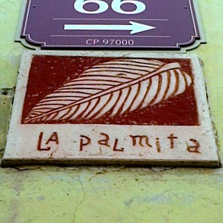 Nombres de las esquinas en Mérida