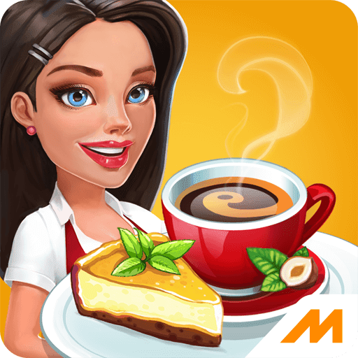 My Cafe — Restaurant game - VER. 2021.10.2 Infinite (Gems - Crystals) MOD APK
