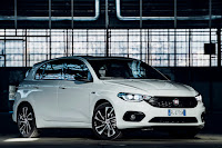 Fiat Tipo S-Design (2018) Front Side