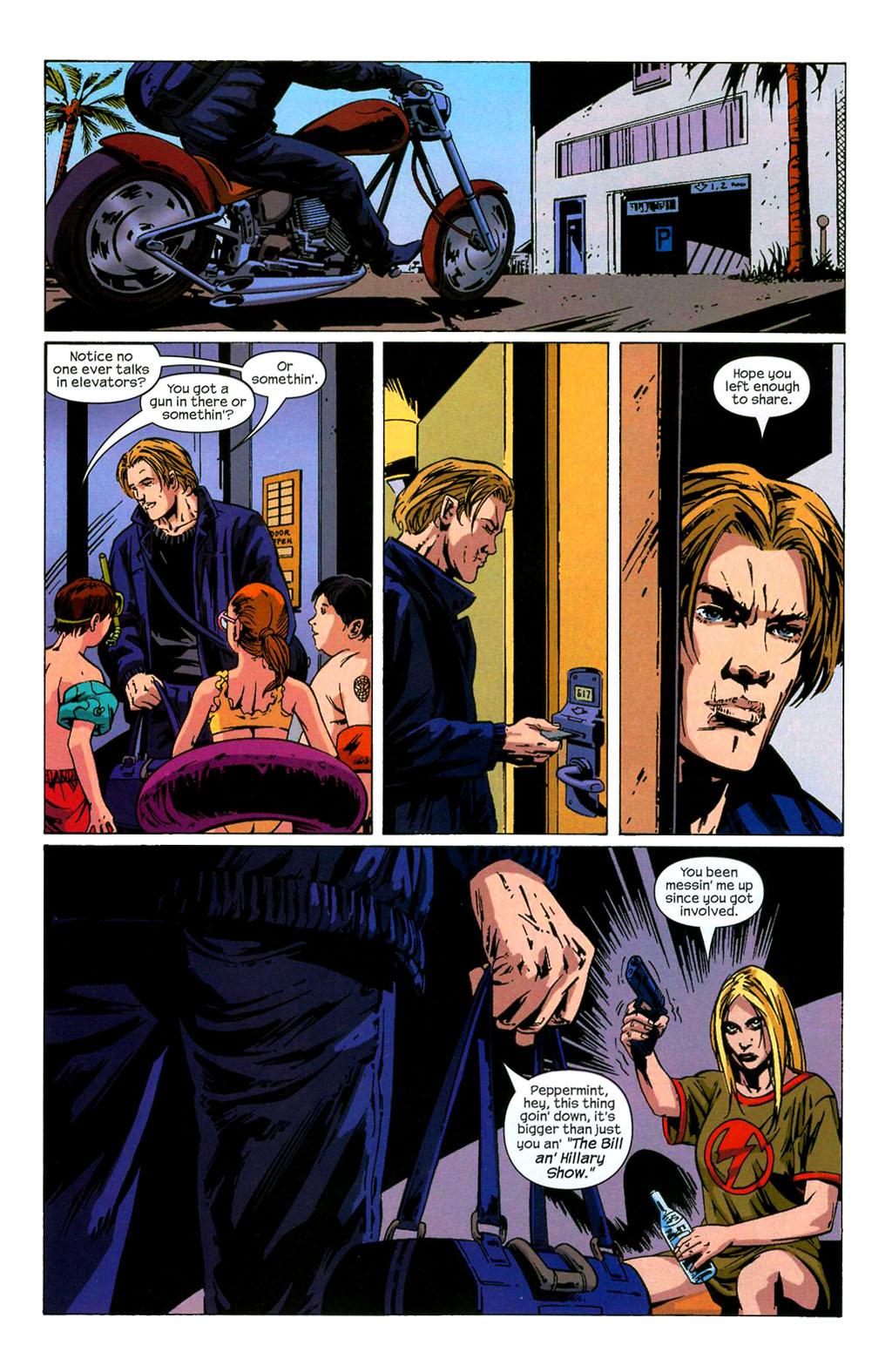 Hawkeye (2003) Issue #4 #4 - English 6