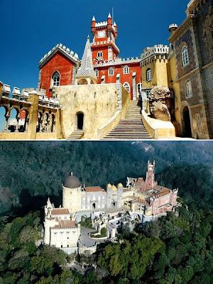 if2y1t8z Benteng & Istana Eksotis di Dunia