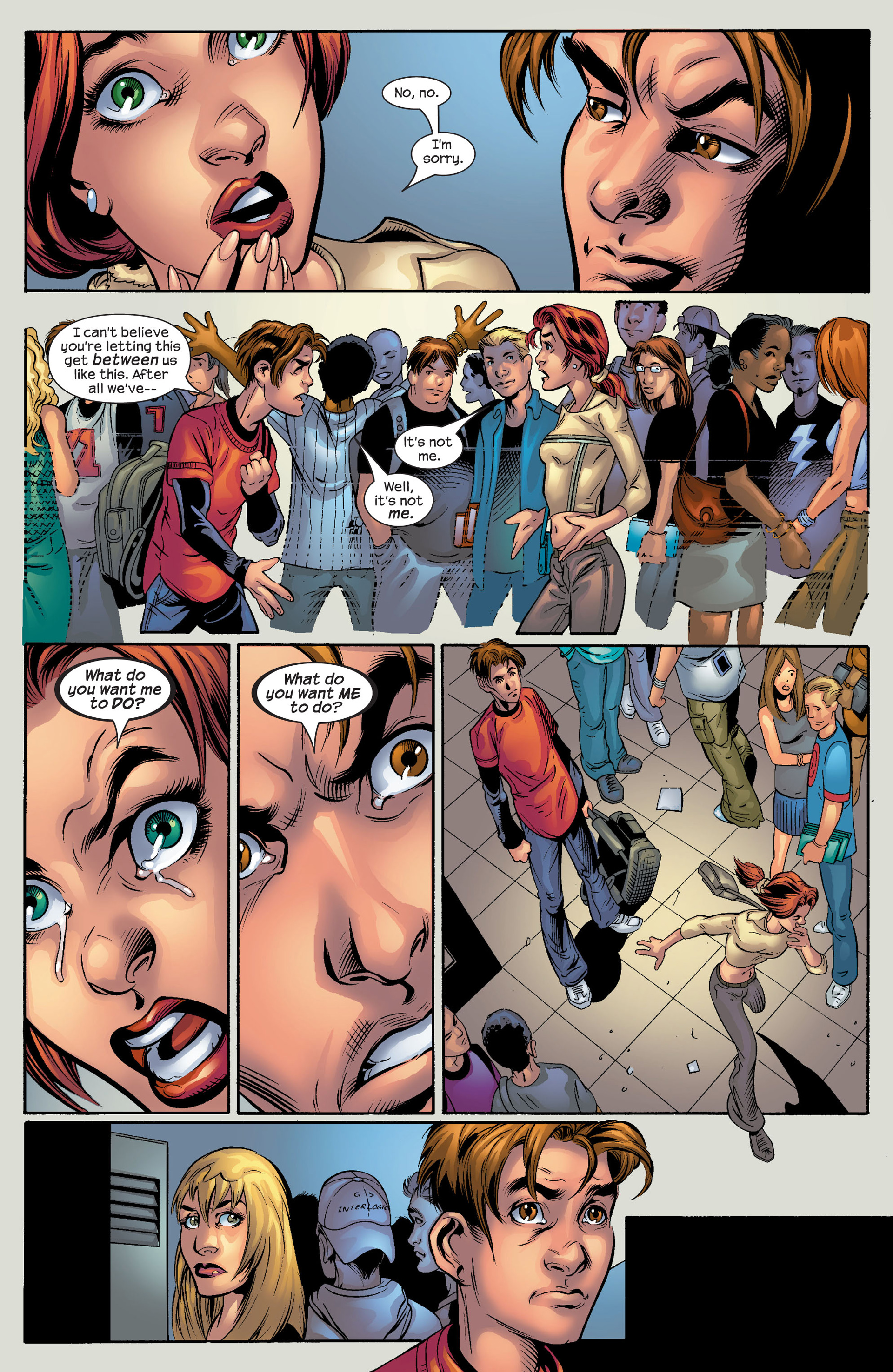 Read online Ultimate Spider-Man (2000) comic -  Issue #51 - 11