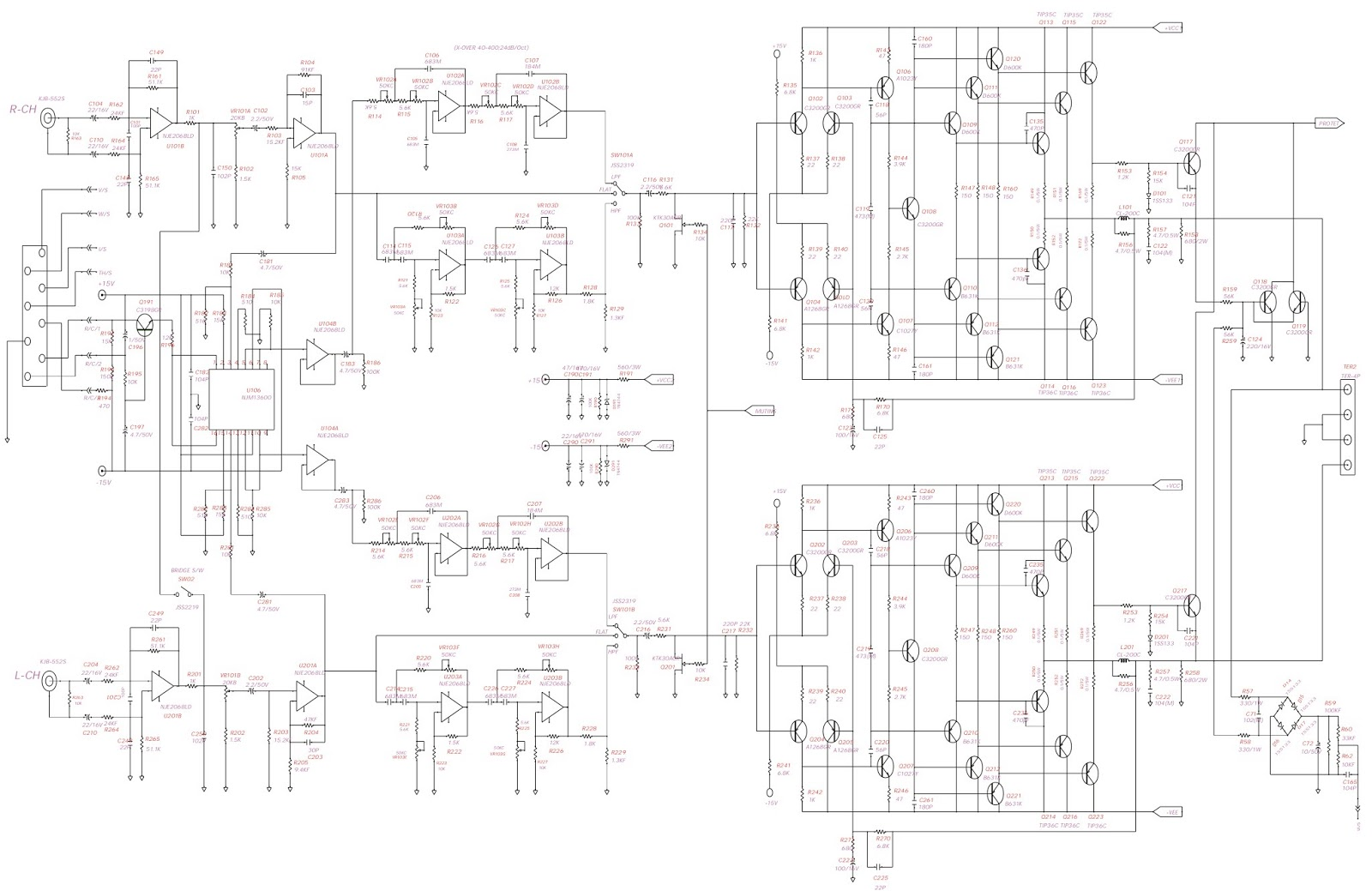 jbl a302gti car amp wiring diagram schematic diagram controls