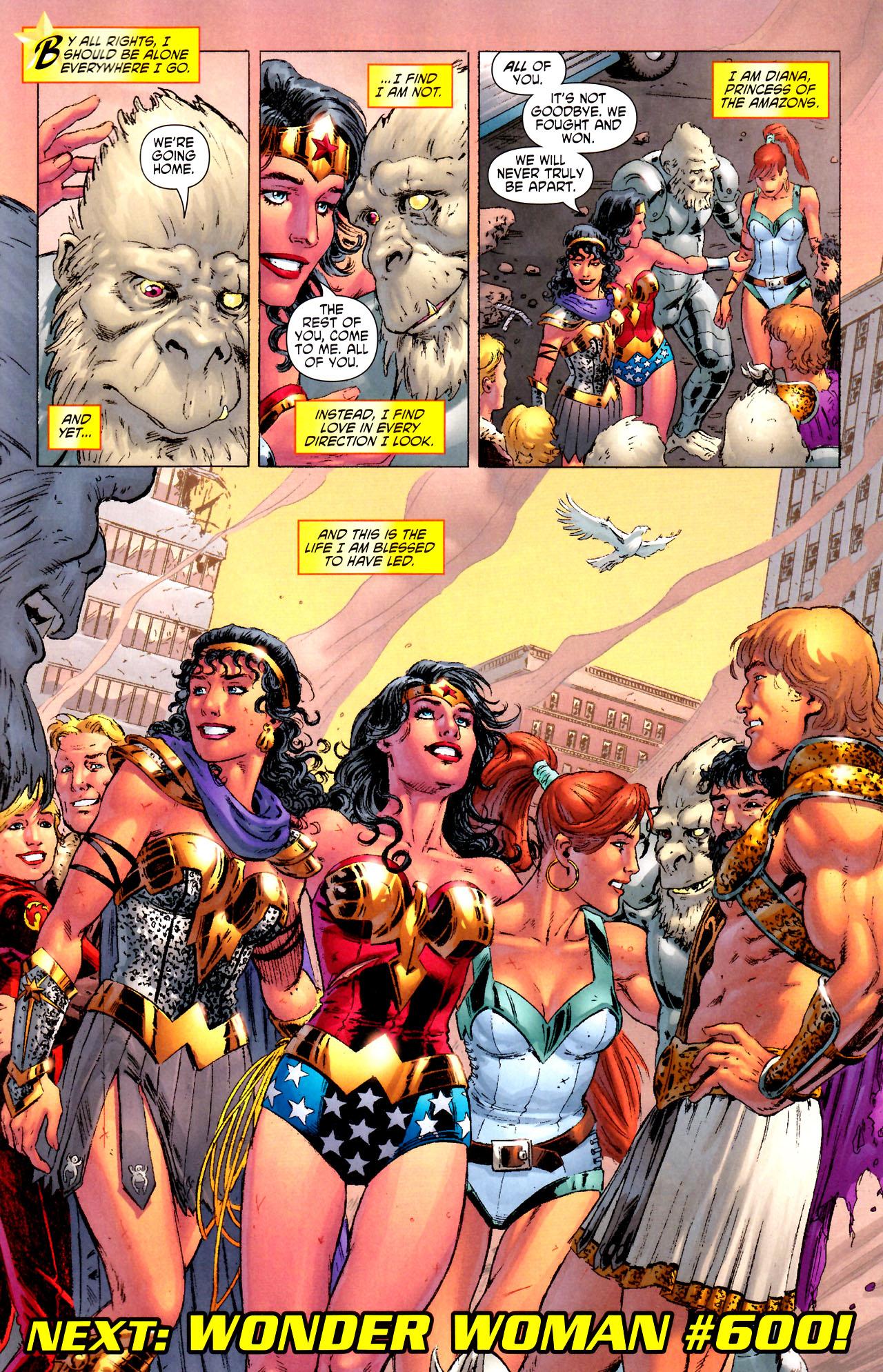 Read online Wonder Woman (2006) comic -  Issue #44 - 23